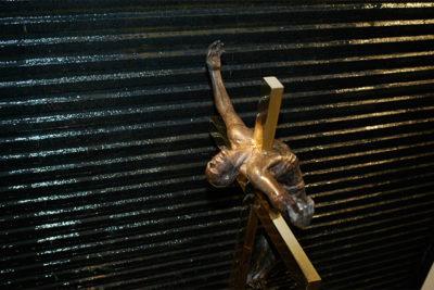 Ascension Fountain - Almenar, Lleida, Spain - Installations and Commissions - Lorenzo Quinn