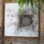 Esto no es un juego, Vencia, Italia