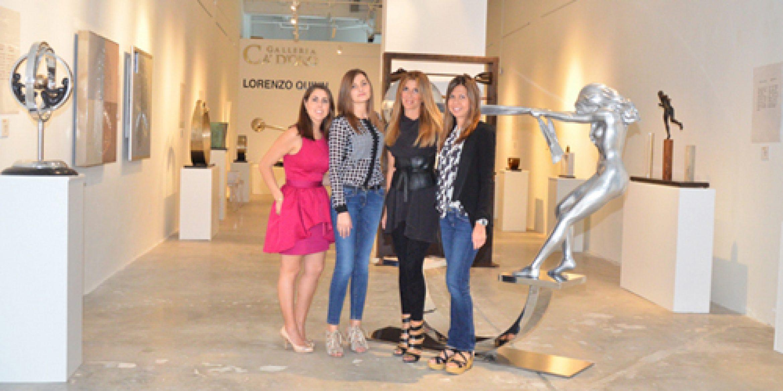 Cadoro Art Galery - Fairs and Exhibitions - Lorenzo-Quinn