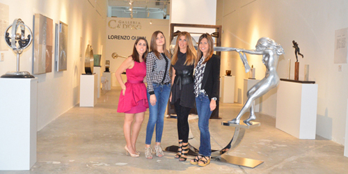 Cadoro Art Galery - Fairs and Exhibitions - Lorenzo-Quinn