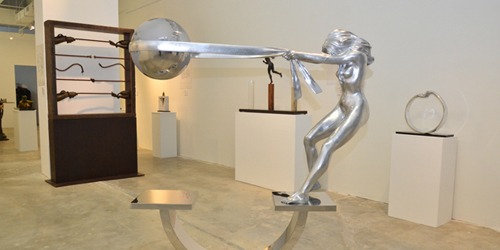 Miami International Art Fair - Fairs and Exhibitions - Lorenzo-Quinn