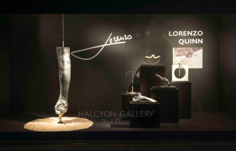 Harrods - London - Fairs and Exhibitions - Lorenzo-Quinn