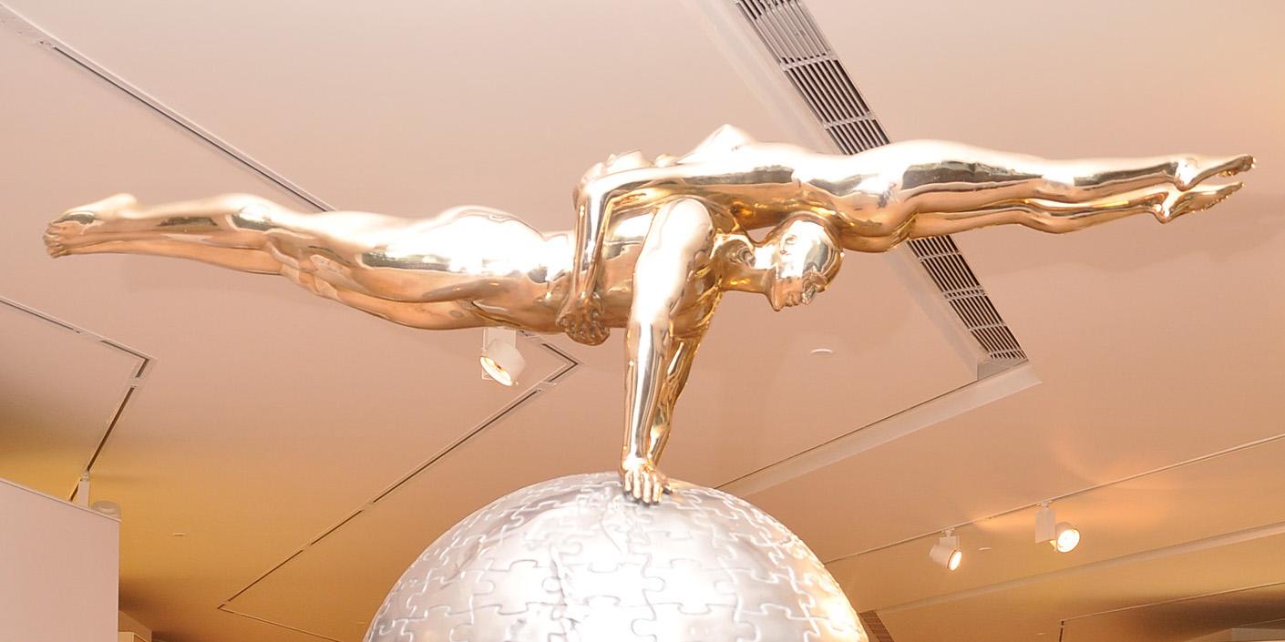 Odyssey Gallery - Mumbai - Ferias y Exibiciones - Lorenzo Quinn
