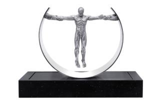 El Bien y el Mal, Esculturas - Lorenzo Quinn