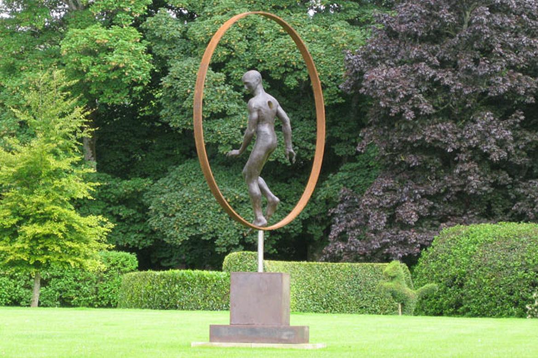 Cruzando un Milenio, Irlanda - Instalaciones y Encargos - Lorenzo Quinn
