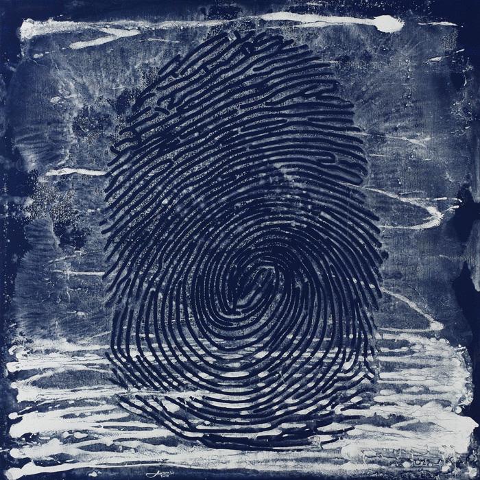 FPL0001, Fingerprints - Lorenzo Quinn