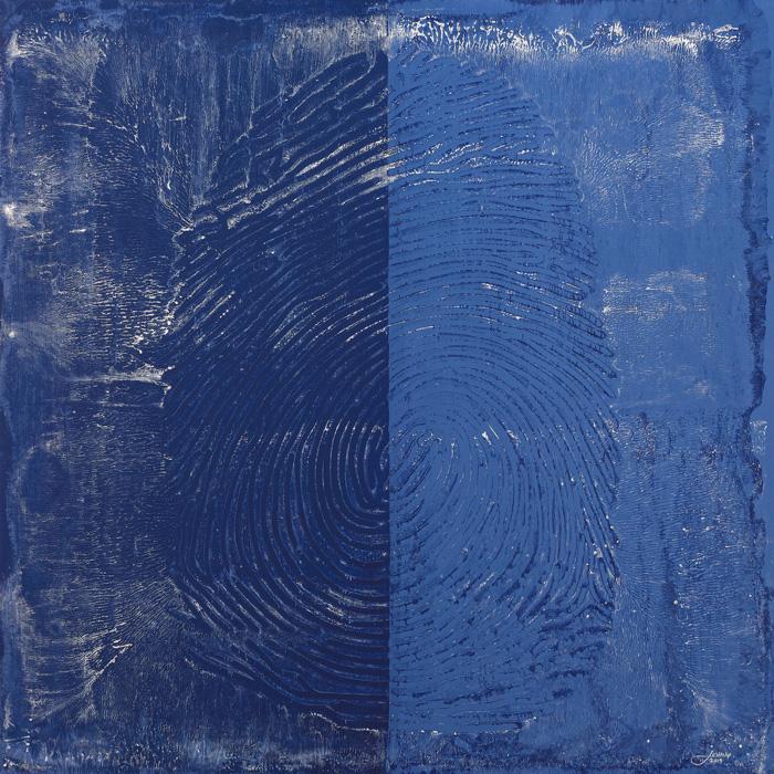 FPL0002, Fingerprints - Lorenzo Quinn