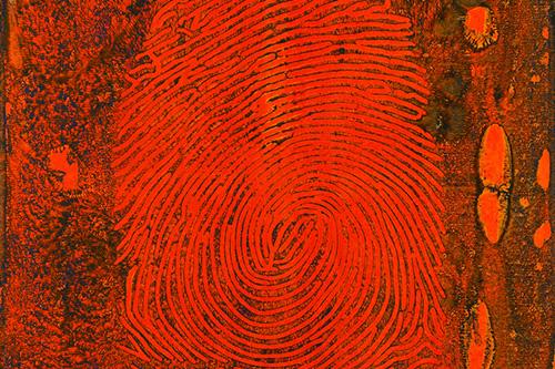 FPL0007 - Fingerprints - Lorenzo Quinn