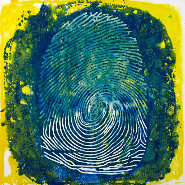 FPL0011, Fingerprints - Lorenzo Quinn