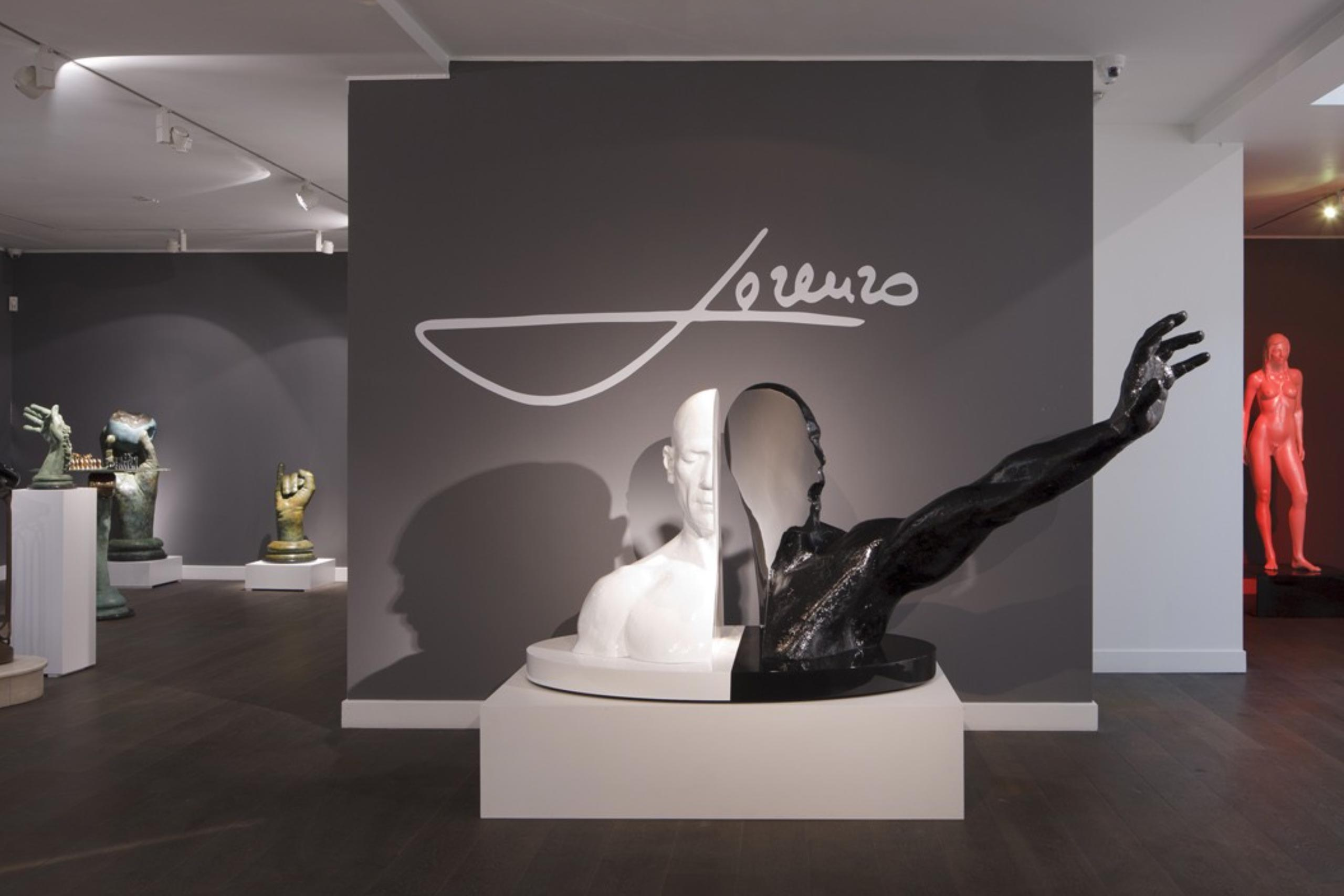 Fairs and Exhibitions - Lorenzo Quinn