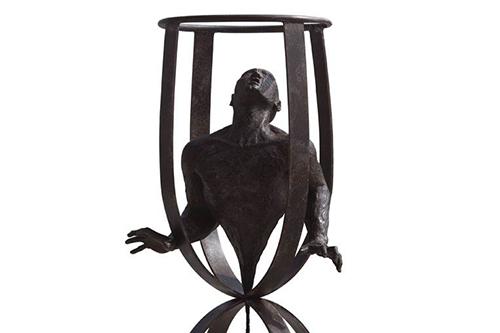 El Tiempo Vuela - Esculturas - Lorenzo Quinn