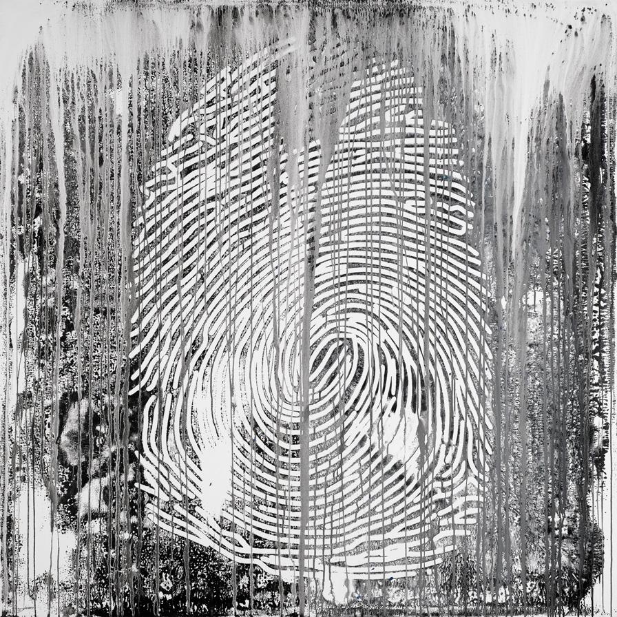 FPL0018, Fingerprints - Lorenzo Quinn