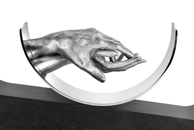 Amor Eterno, Aluminio - Esculturas - Lorenzo Quinn