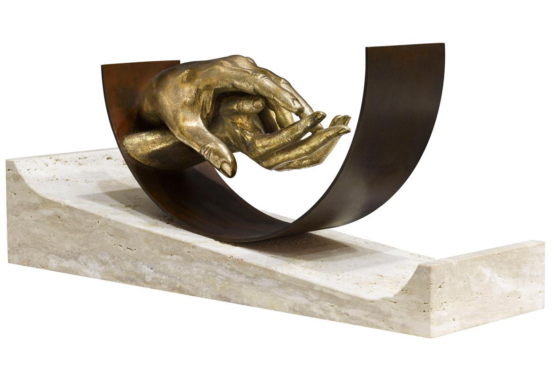 Amor Eterno, Bronce - Esculturas - Lorenzo Quinn