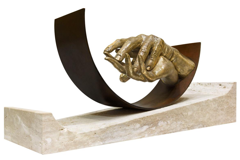 Eternal Love, Bronze - Sculptures - Lorenzo Quinn