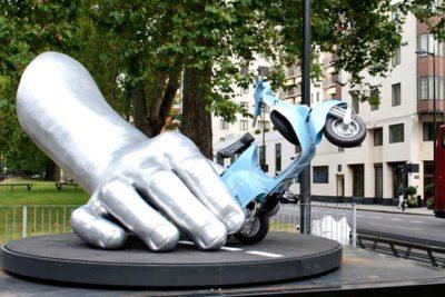 Dolce Vita - Londres, Inglaterra - Instalaciones y Encargos - Lorenzo Quinn