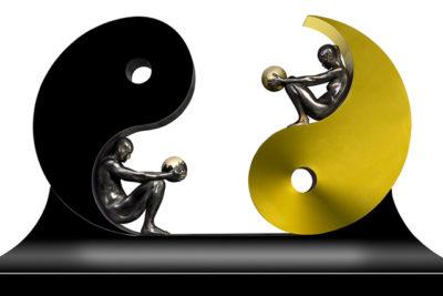 Harmony, Bronze - Sculptures - Lorenzo Quinn