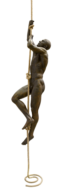 Moments, Bonded Bronze - Sculptures - Lorenzo Quinn