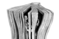 The Perfect Story Book, Aluminium - Sculptures - Lorenzo Quinn