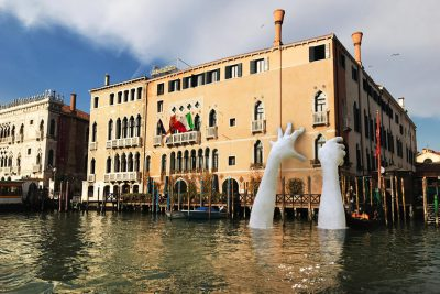Venice, Italy - 2017 - Fairs and Exhibitions - Lorenzo Quinn