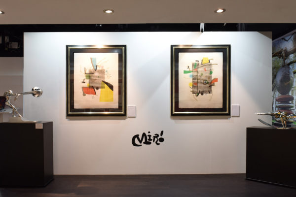 Pop Up Show - London, UK - Jan2018 - Fairs and Exhibitions - Lorenzo Quinn