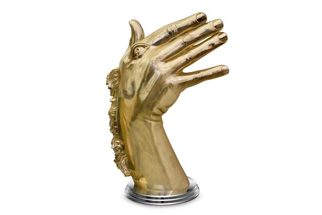 Chess Set - Horse, Bronze - Sculptures - Lorenzo Quinn