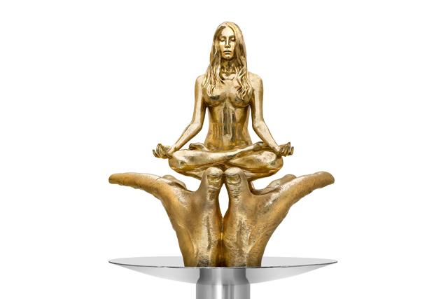 Blossom Female, Bronze - Sculptures - Lorenzo Quinn