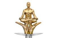 Blossom Masculina, Bronze - Sculptures - Lorenzo Quinn