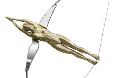 Amor Ciego, Bronce - Esculturas - Lorenzo Quinn