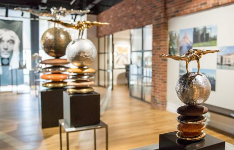 Birmingham, Inglaterra - Castle Fine Art - Sept-Oct2019 - Eventos y Exhibiciones - Lorenzo Quinn