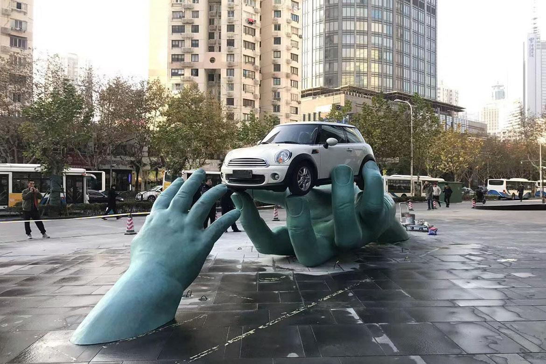 Dreams Come True - Shanghai - Instalaciones y Encargos - Lorenzo Quinn